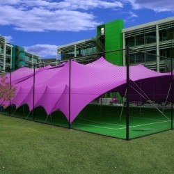 purple stretch tents for sale