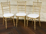 Gold Tiffany Chairs Manufacturer