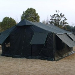 milatry tents